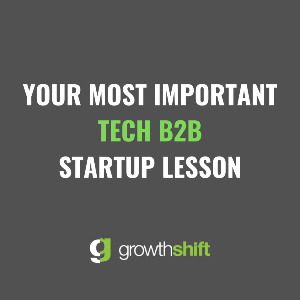 tech startup marketing strategy growthshift arizona austin
