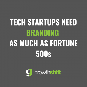 tech startup branding growthshift phoenix austin