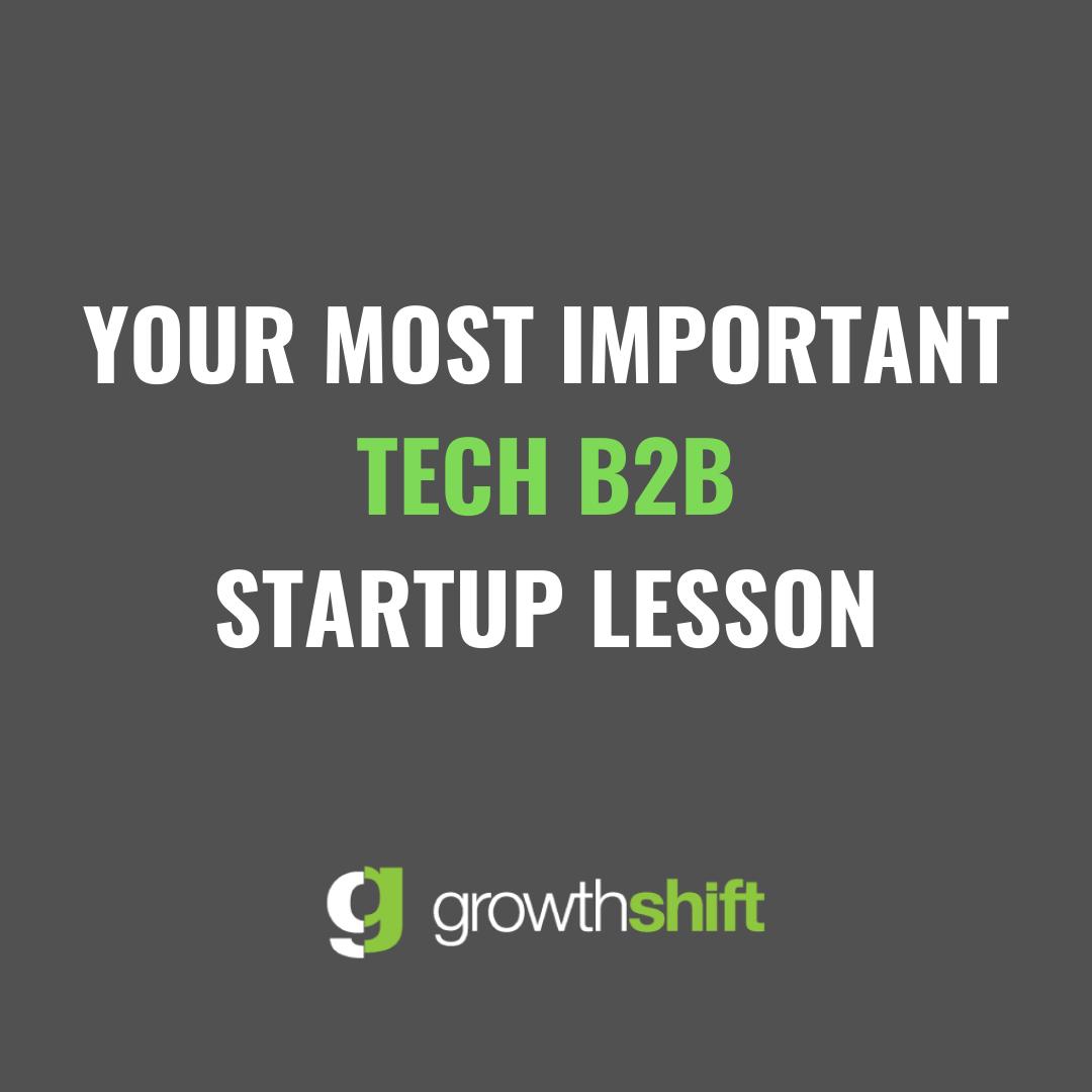 tech startup marketing strategy growthshift arizona austin